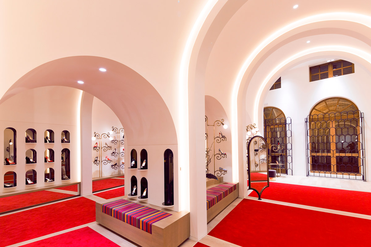 magasin christian louboutin en france