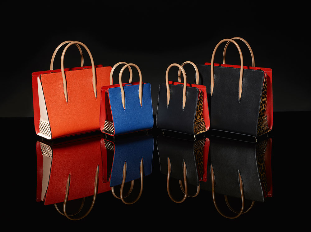 5dbb56b92522 News - Christian Louboutin Online Boutique - Behind The Curtain  SS16  Leather Goods Collection