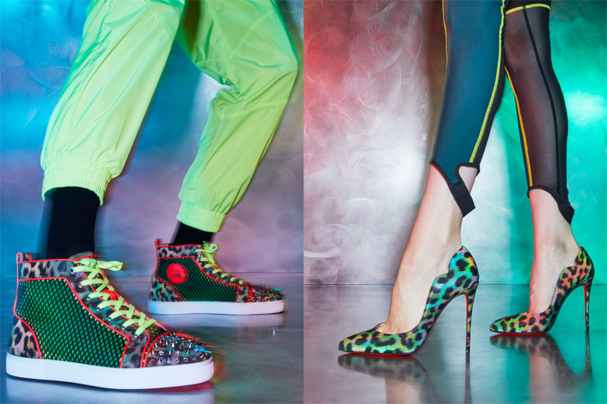 Christian Louboutin Italy Online Boutique