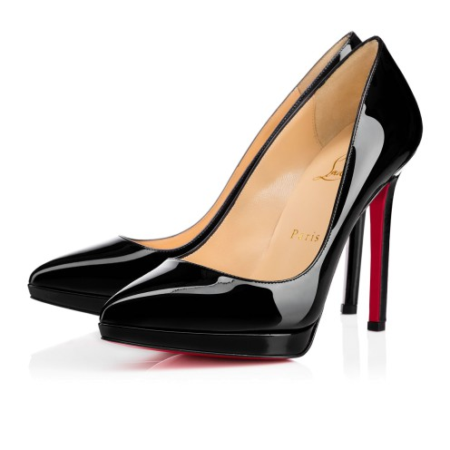 Women Shoes - Pigalle Plato Patent - Christian Louboutin