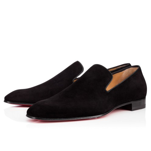Men Shoes - Dandelion  Veau Velours/ Gros Grain - Christian Louboutin