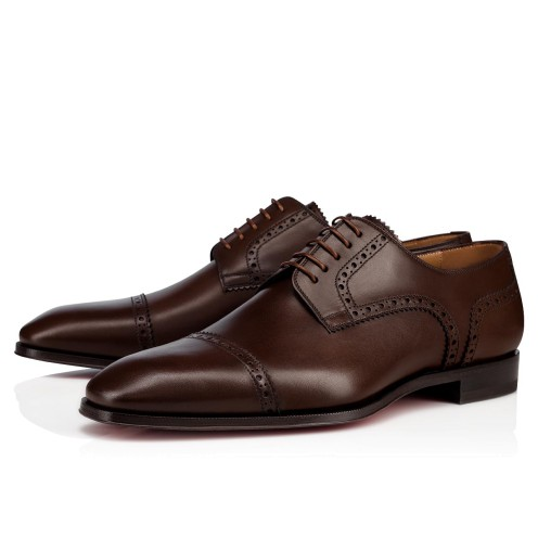 Men Shoes - Cousin Charles Calf - Christian Louboutin