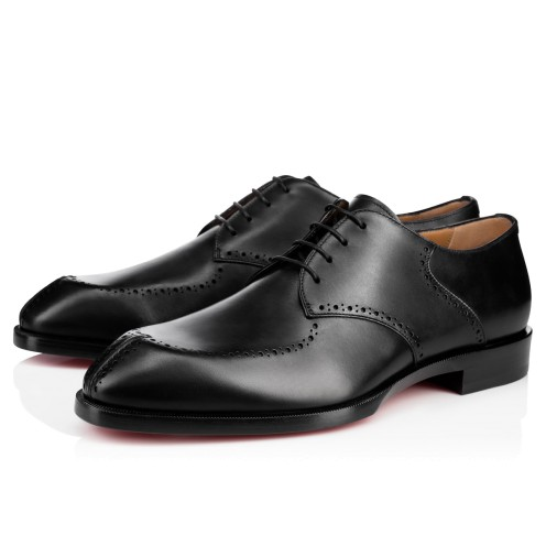 Shoes - A Mon Homme Calf - Christian Louboutin