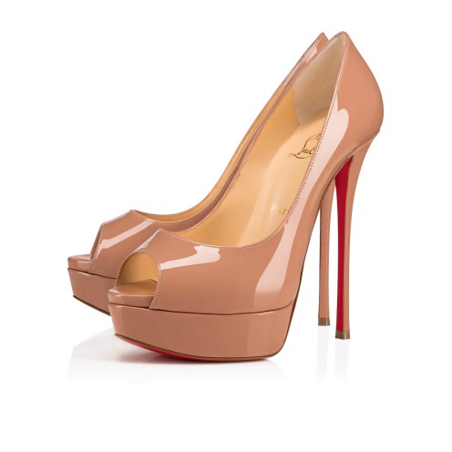 Souliers - Fetish Peep - Christian Louboutin