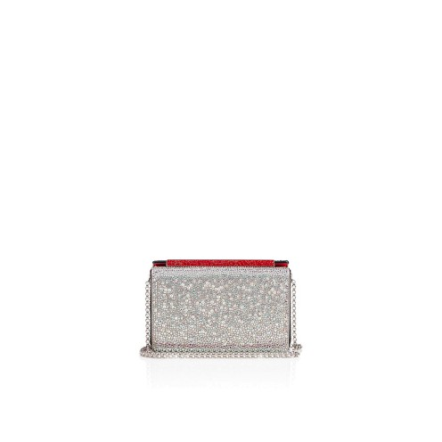 Bags - Vanite Metal Strass Clutch - Christian Louboutin