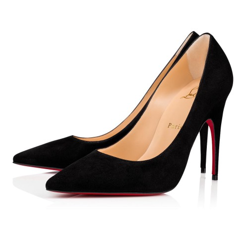 Shoes - Alminette Veau Velours - Christian Louboutin