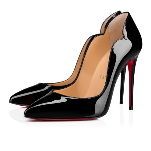 Shoes - Hot Chick Vernis - Christian Louboutin