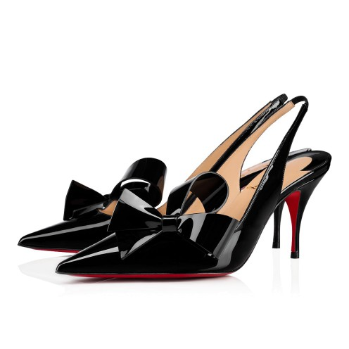 Shoes - Clare Nodo Patent - Christian Louboutin