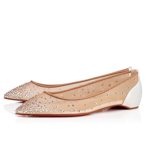 Shoes - Follies Strass Rete - Christian Louboutin