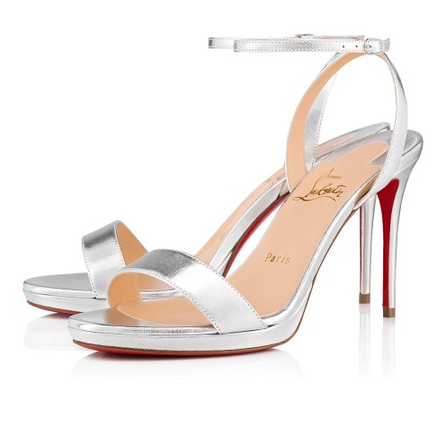 Shoes - Loubi Queen Nappa - Christian Louboutin