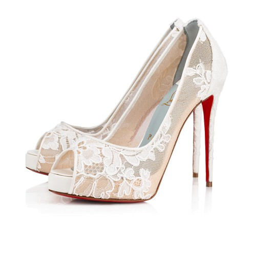 Souliers - Very Lace - Christian Louboutin