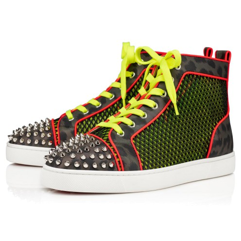 Shoes - Ac Lou Spikes Orlato - Christian Louboutin