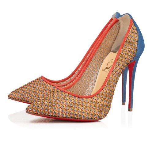 Souliers - Follies Lace - Christian Louboutin