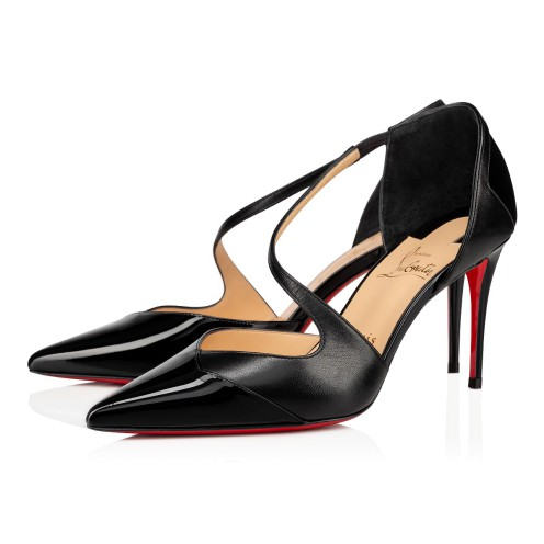 Souliers - Round And Square - Christian Louboutin
