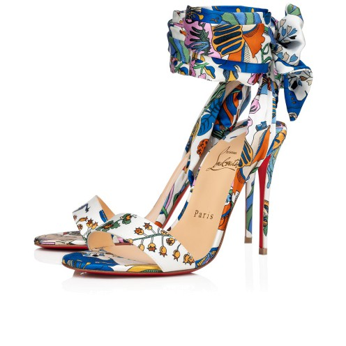 Shoes - Sandale Du Desert - Christian Louboutin