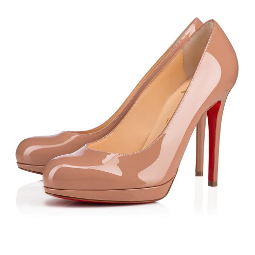 Souliers Femme - New Simple Pump Vernis - Christian Louboutin