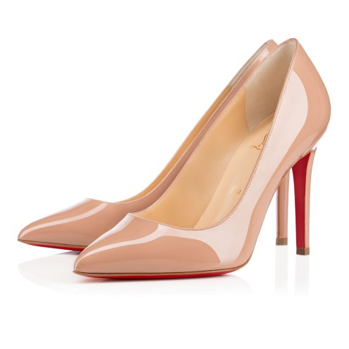 Women Shoes - Pigalle Patent - Christian Louboutin