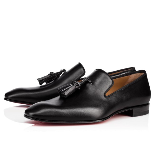 Men Shoes - Dandelion Tassel Calf - Christian Louboutin