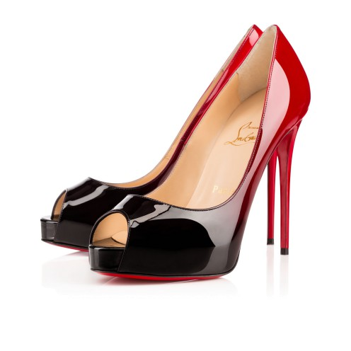 Women Shoes - New Very Prive Patent Degrade - Christian Louboutin