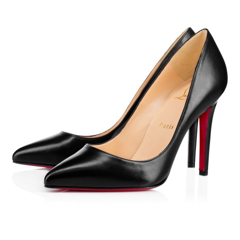 Women Shoes - Pigalle Nappa Shiny - Christian Louboutin