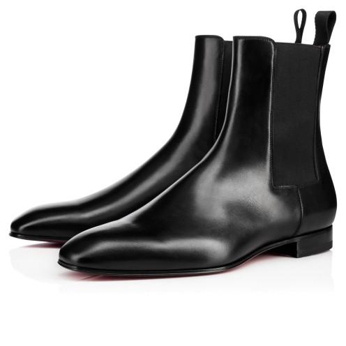 Shoes - Roadie Calf - Christian Louboutin
