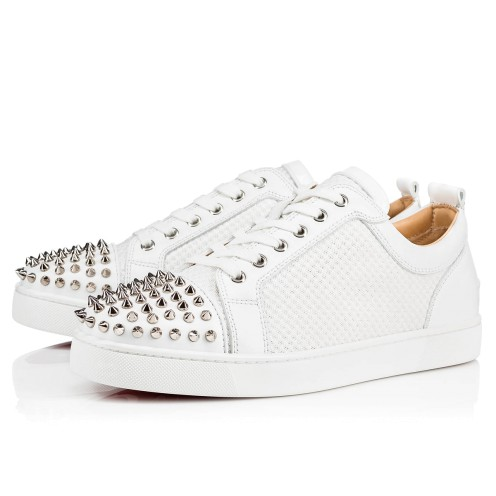 Souliers - Ac Louis Junior Spikes - Christian Louboutin