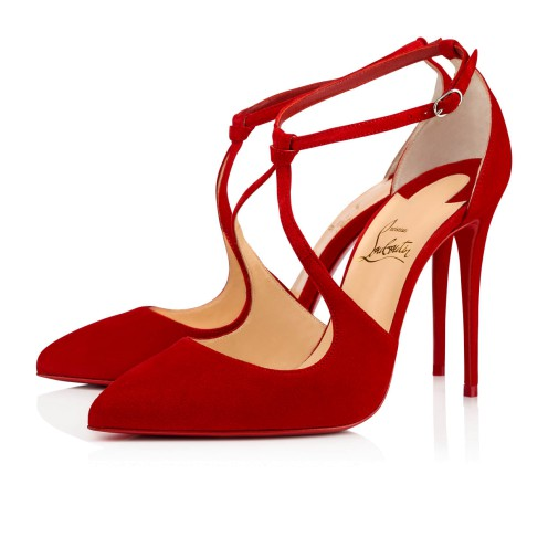 Shoes - Alminetta Veau Velours - Christian Louboutin