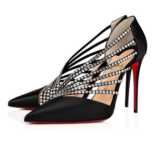 Shoes - Antinorina Strass - Christian Louboutin