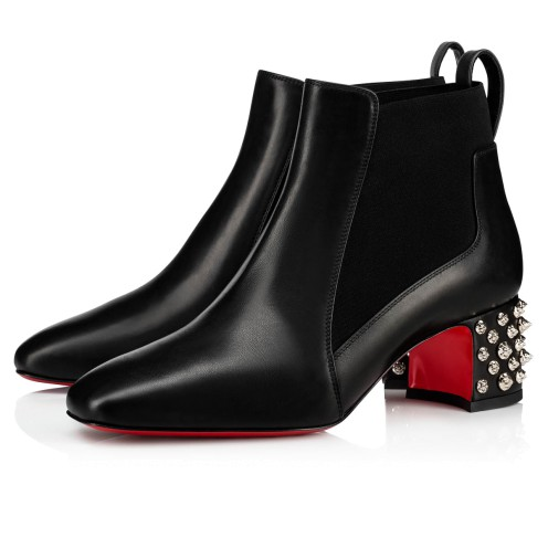 sale retailer 67f23 07eea Women Ankle Boots - Christian Louboutin Online Boutique