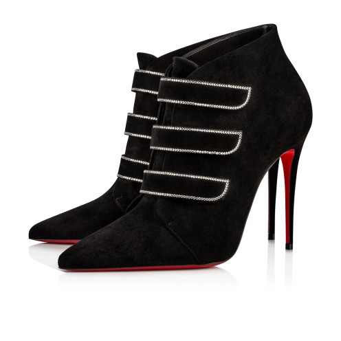 Shoes - Triniboot Strass - Christian Louboutin