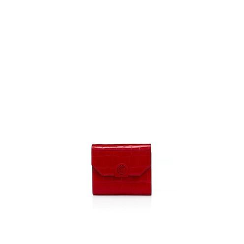Petite Maroquinerie - Porte-feuille Compact Elisa - Christian Louboutin