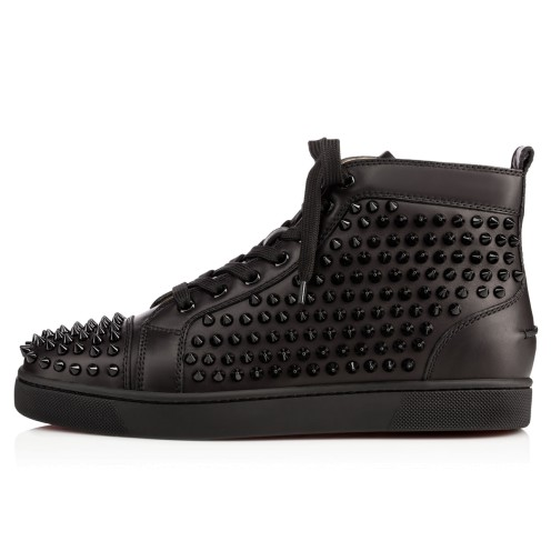 Men Shoes - Louis Calf/spikes - Christian Louboutin_2