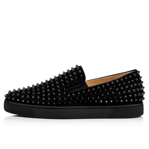 Men Shoes - Roller-boat - Christian Louboutin_2