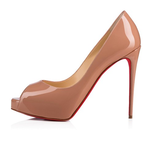 Women Shoes - New Very Prive Patent - Christian Louboutin_2