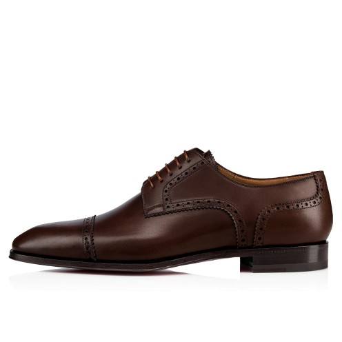 Men Shoes - Cousin Charles Calf - Christian Louboutin_2