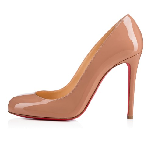 Shoes - Fifille Patent - Christian Louboutin_2
