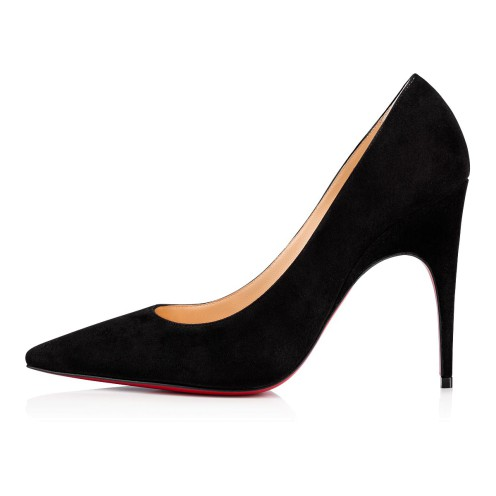 Shoes - Alminette Veau Velours - Christian Louboutin_2