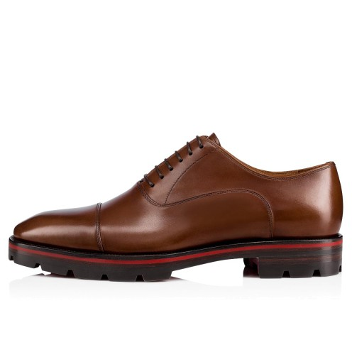Shoes - Hubertus Calf Patine - Christian Louboutin_2