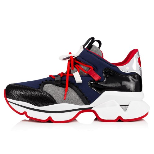 Shoes - Red Runner Neoprene - Christian Louboutin_2