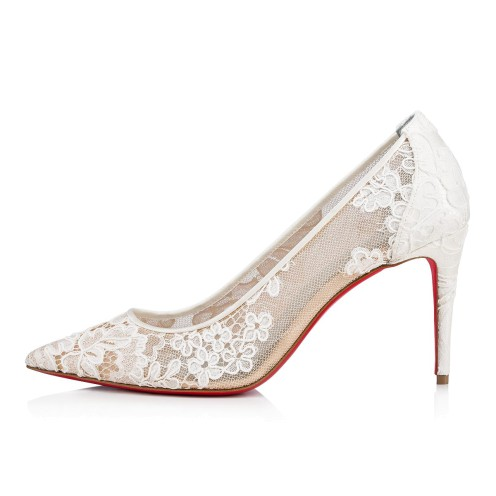 Shoes - Lace 554 Dentelle - Christian Louboutin_2