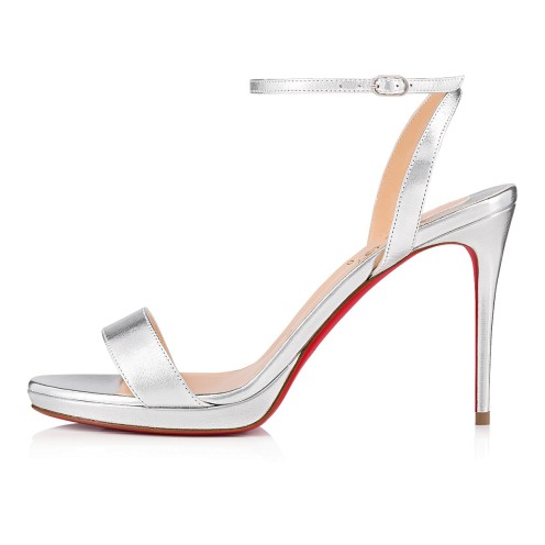 Shoes - Loubi Queen Nappa - Christian Louboutin_2