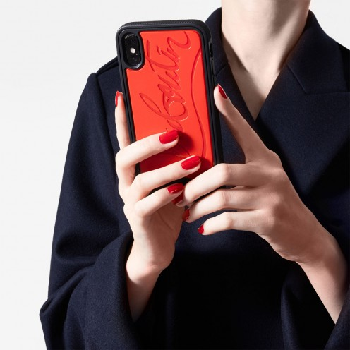 Small Leather Goods - Loubiphone Case Iphone X/xs - Christian Louboutin_2