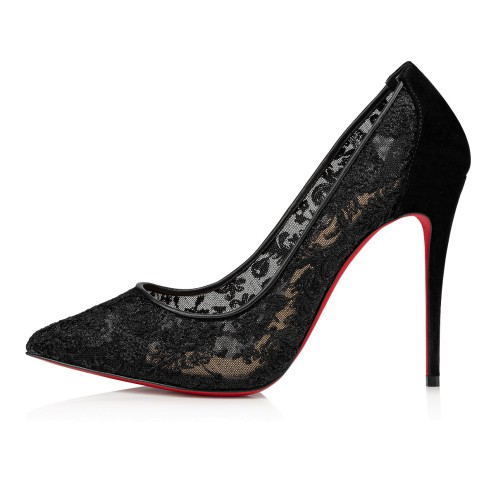Souliers - Follies Lace - Christian Louboutin_2