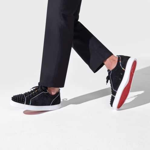Souliers - Louis Junior Spikes Orlato - Christian Louboutin_2