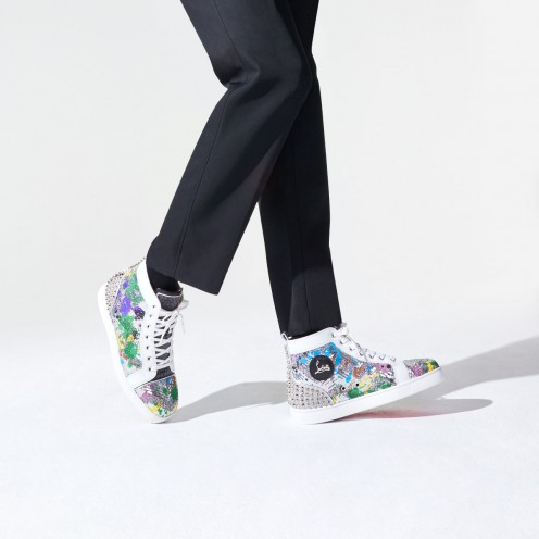 Shoes - Lou Spikes III - Christian Louboutin_2