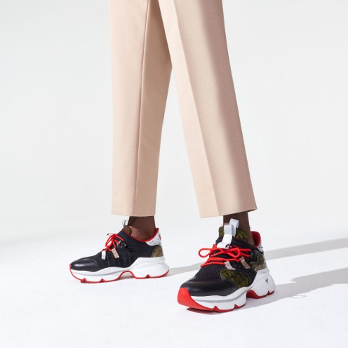 Shoes - Red Runner - Christian Louboutin_2