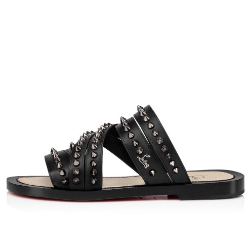 Souliers - Flag Shoe Spikes - Christian Louboutin_2