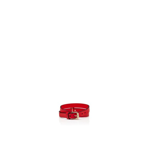 Small Leather Goods - Loubilink Logo Bracelet - Christian Louboutin_2