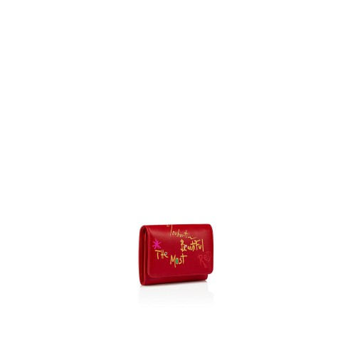 Small Leather Goods - W Loubigaga Mini Wallet - Christian Louboutin_2
