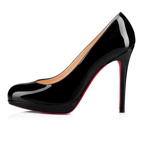 Women Shoes - New Simple Pump Patent Calf - Christian Louboutin_2